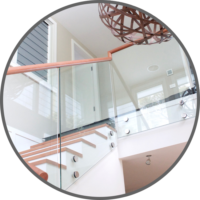 Modern Glass Design - Balustrades
