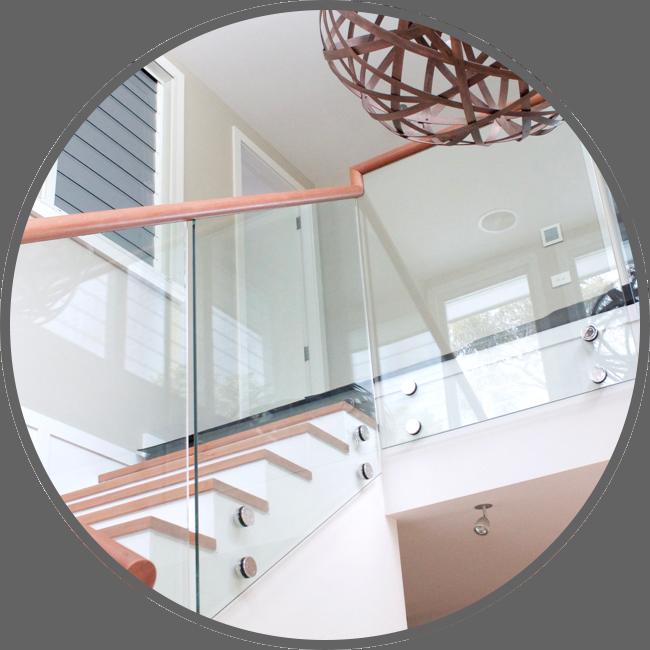 Modern Glass Design - Balustrades